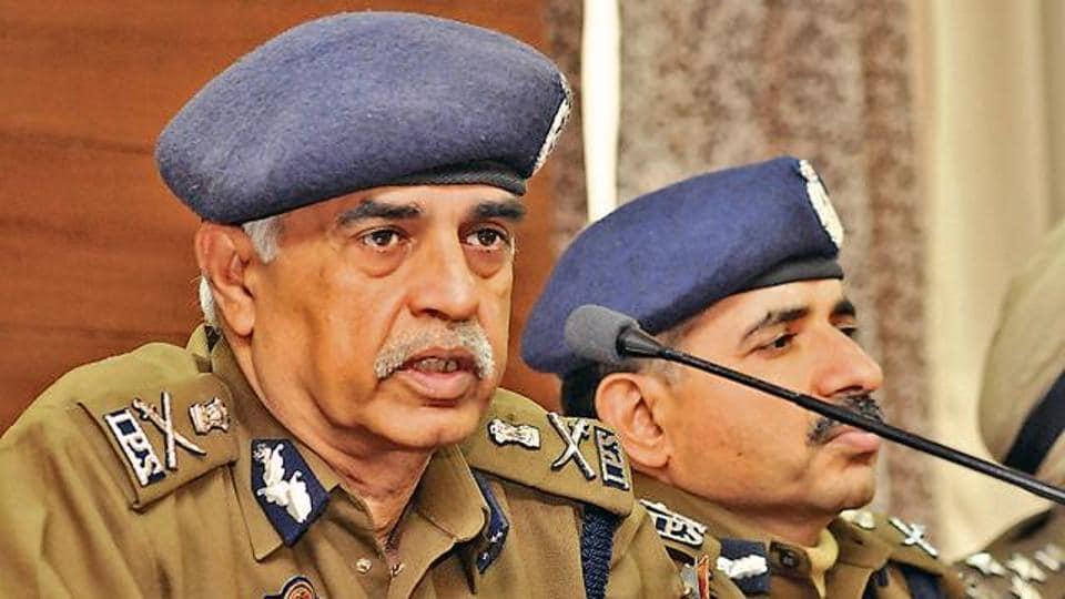 reshuffle,Punjab police,Amarinder Singh