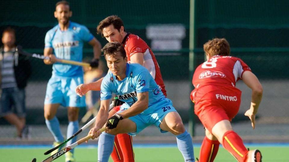 India men's hockey team,Belgium men's hockey team,Indian hockey