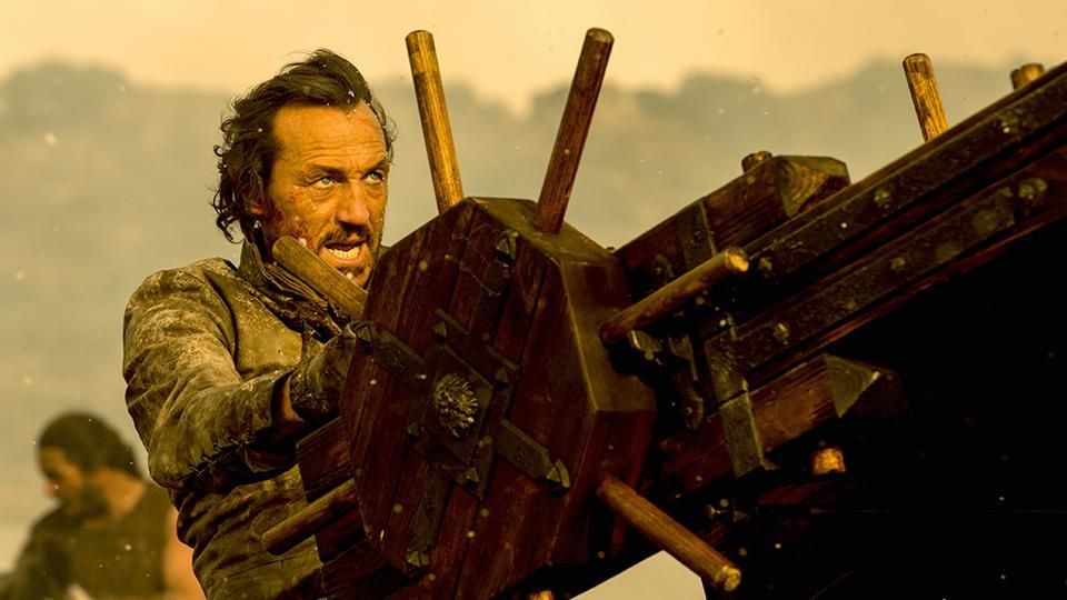 Jerome Flynn in a still from Game of Thrones.