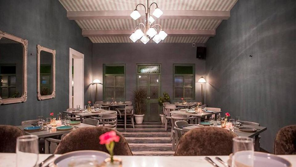 The interiors of Slink & Bardot  offer comfort with their muted colours.
