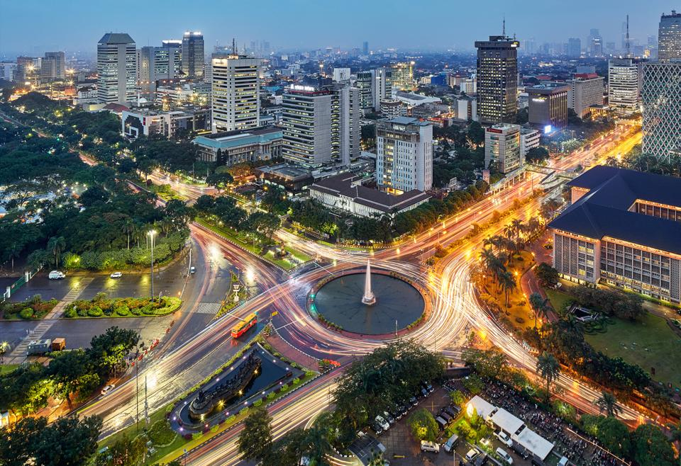 Jakarta, Indonesia, is the top geo-tagged city on the photo and video-sharing site.