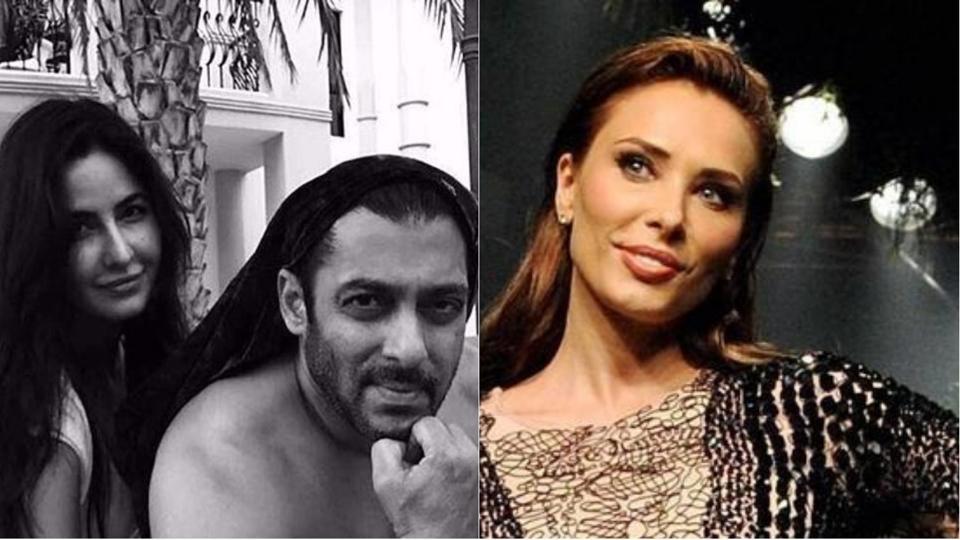 Iulia Vantur,Salman Khan,Katrina Kaif