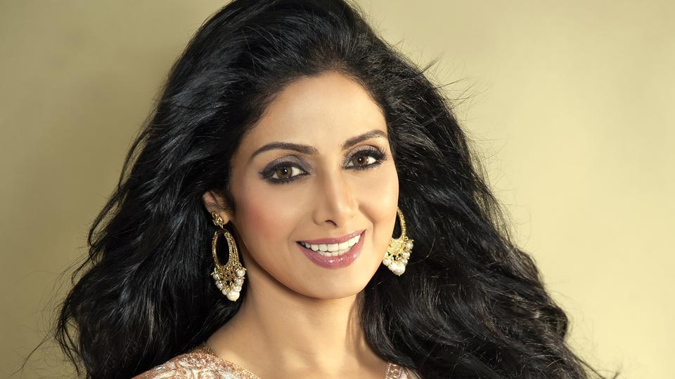 Actor Sridevi  turns 54 today.