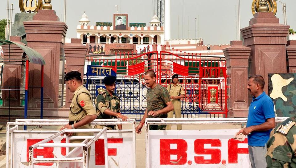 Pakistan has decided to hoist a taller flag opposite to the Tricolour, in a park adjacent to the Wagah checkpost.