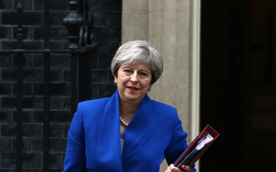 Brexit,silly season,Theresa May