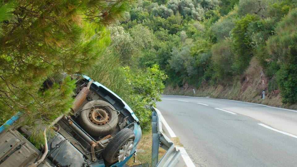 Four killed in J&K road accident