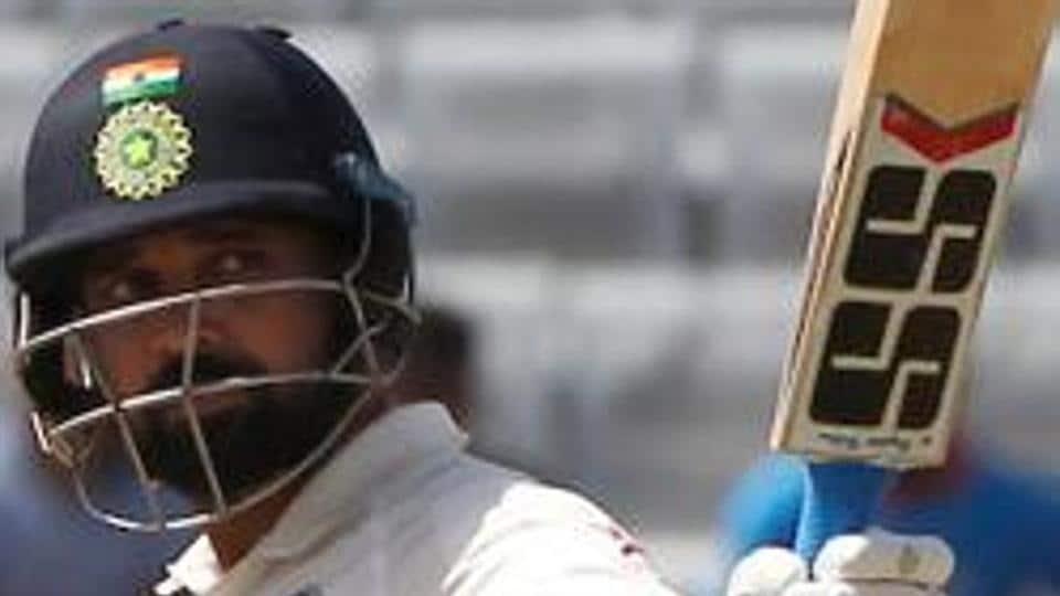 Murali Vijay has represented India in 51 Tests, scoring 3408 runs at an average of 39.62 with nine centuries.