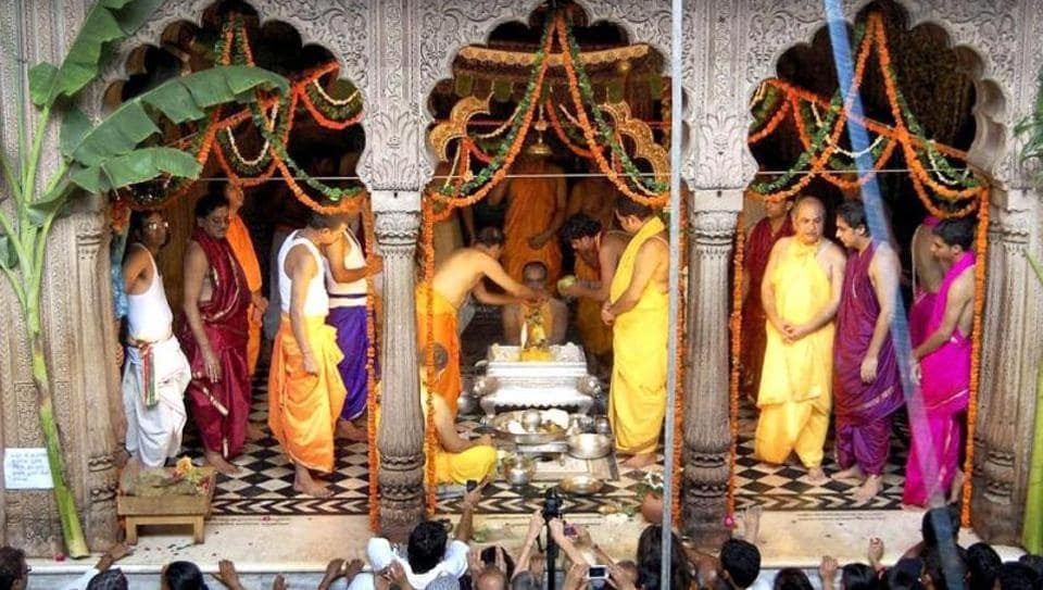 Amid Doklam Standoff Vrindavan Temples To Boycott Chinese Items For