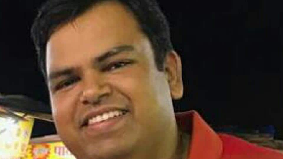 Buxar DM suicide,Buxar DM,Mukesh Pandey IAS