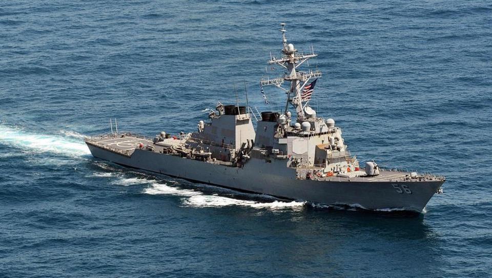 China,US,US Warship
