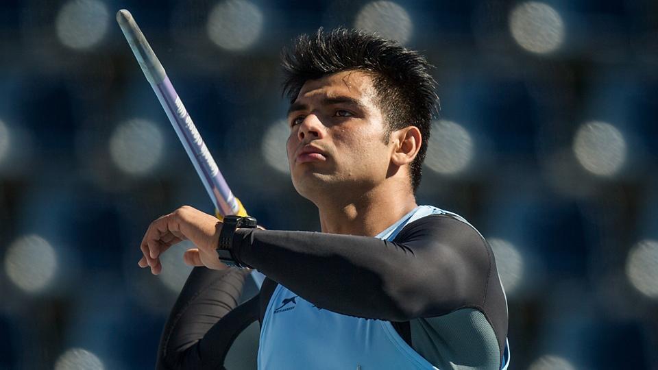 IAAFWorld Championships,Neeraj Chopra,javelin throw final