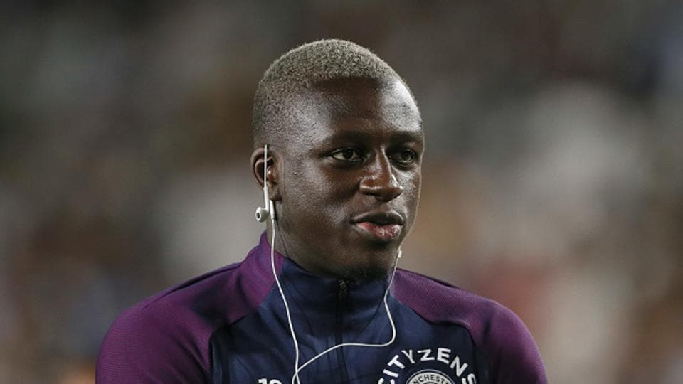 Benjamin Mendy is one of the three new centre-backs signed by Pep Guardiola this summer. The youngster pace and strength will come in handy for Guardiola. (Getty Images)