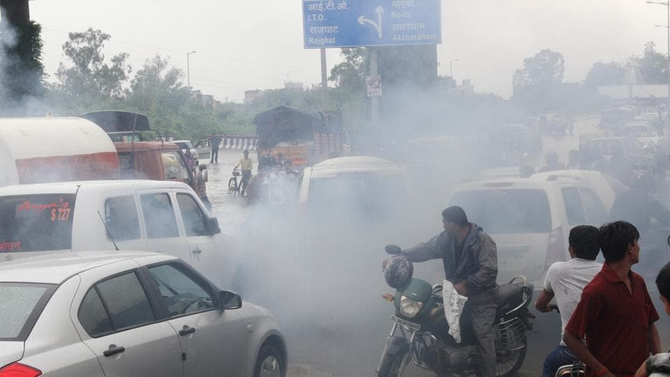 Vehicle owners in Delhi-NCR will have to mandatorily furnish a valid pollution-under-control (PuC) certificate to renew their annual insurance papers, the Supreme Court ruled on Thursday.