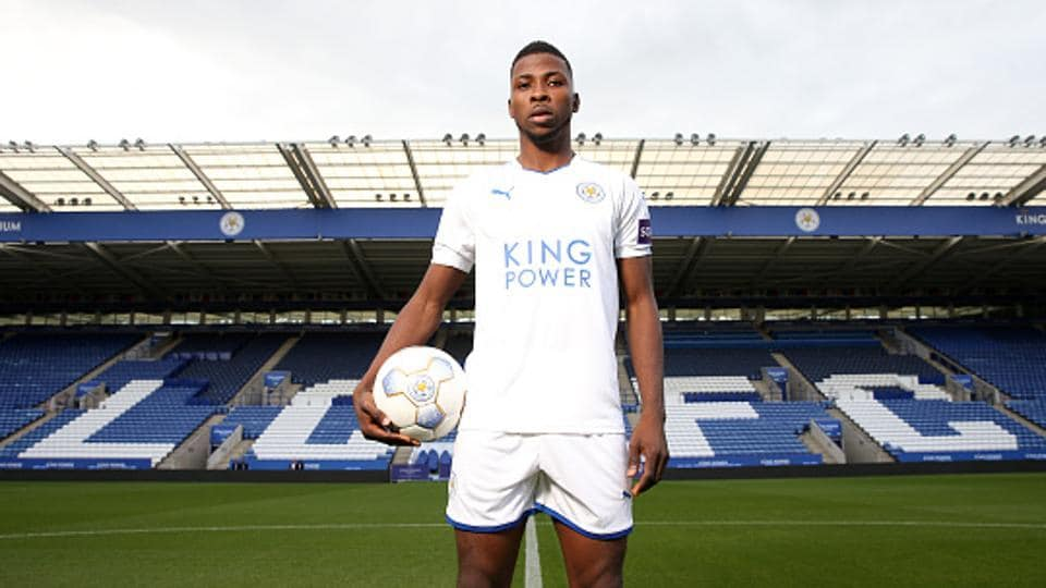 Kelechi Iheanacho was roped in by Leicester City from Pep Guardiola's Manchester City. The young forward failed to break into the Man City first team, but at Leicester, could thrive with more game time. (GETTY IMAGES)