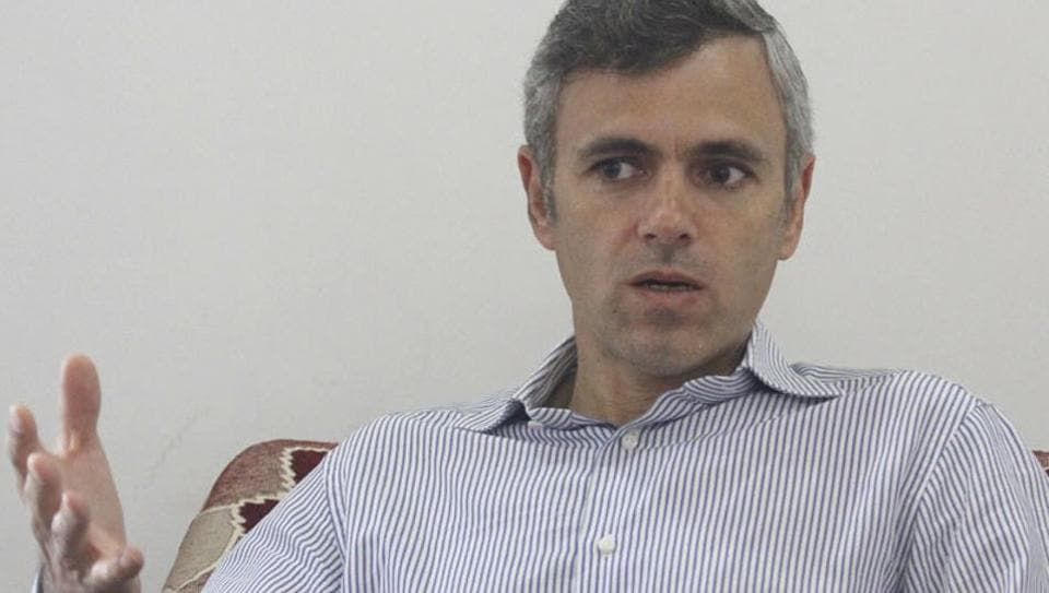 Former Jammu and Kashmir chief minister Omar Abdullah says Mehbooba Mufti's claim on Article 35 (A) is immaterial.