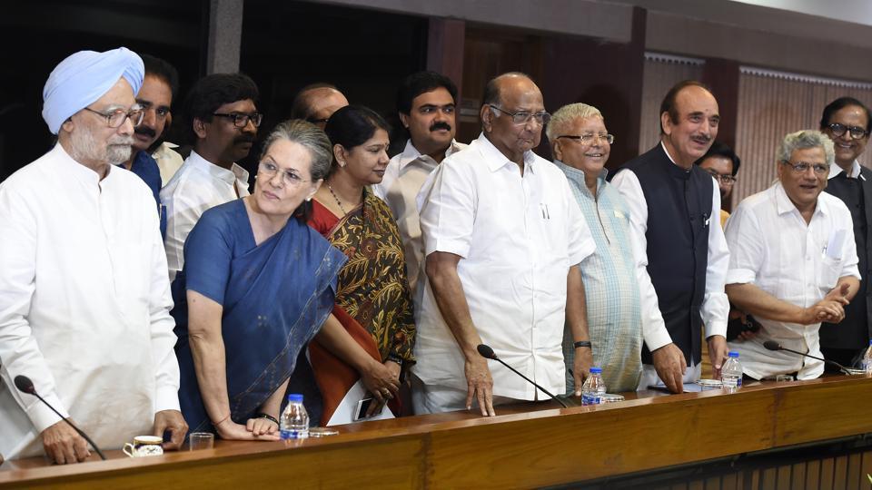 Sharad Pawar,NCP,Sonia Gandhi