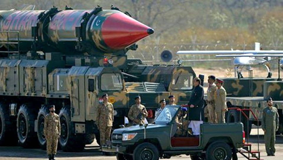 Pakistan has reportedly built a storage complex in a remote mountainous region for nuclear warheads. (AFP File Photo)
