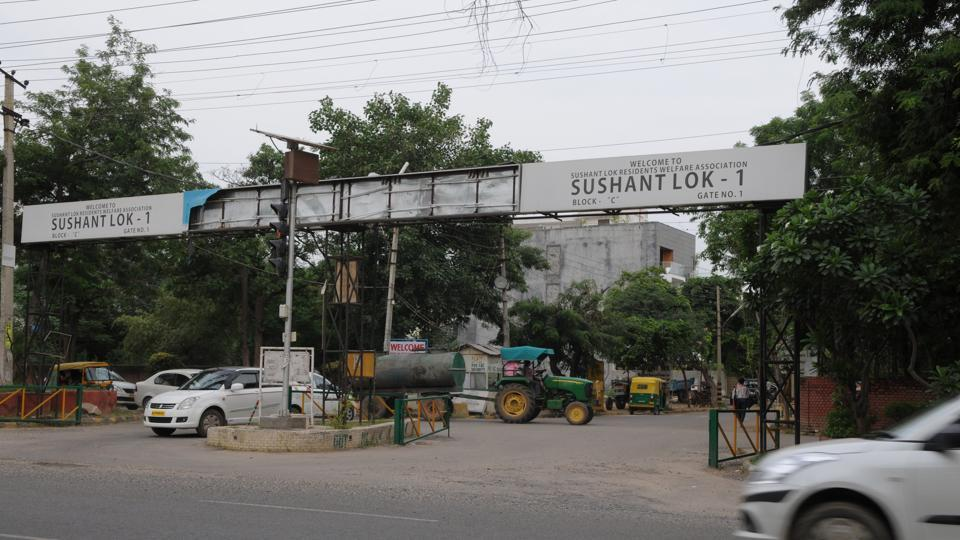Sushant Lok Phase-1 was built in 1985 and is spread across 600 acres in sectors 27, 28, 43 and 52.