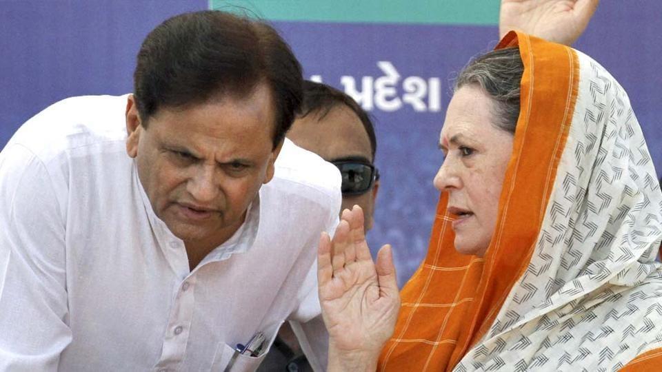 Ahmed Patel,Gujarat,Congress