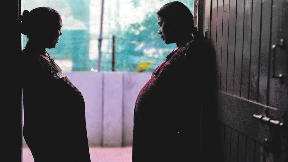 Surrogate mothers in Gujarat.