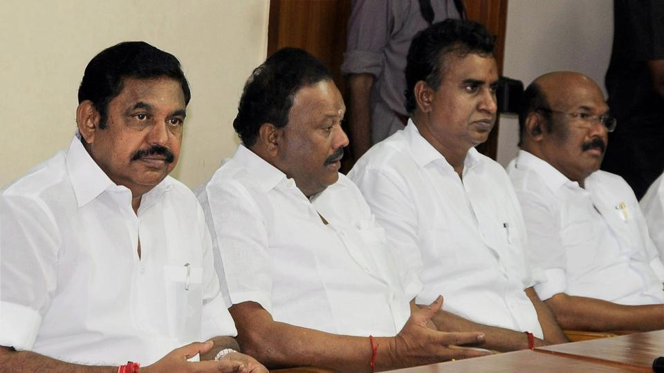 AIADMK factions in merger talks, rival DMK looks to move ...