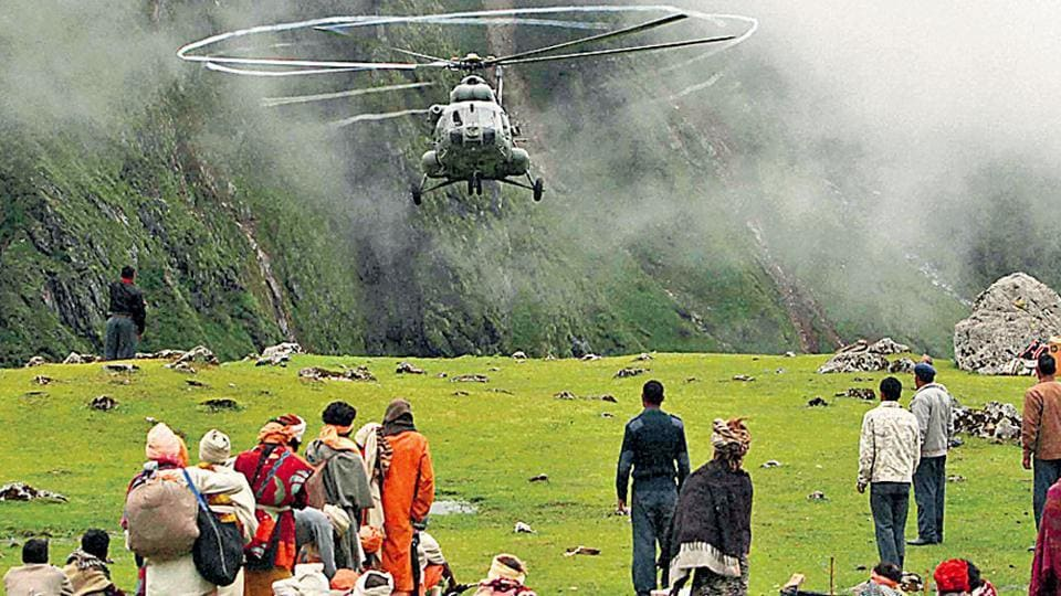 Representatives of helicopter companies said the proposals of the district magistrate have been forwarded to their respective managements to decide over it.