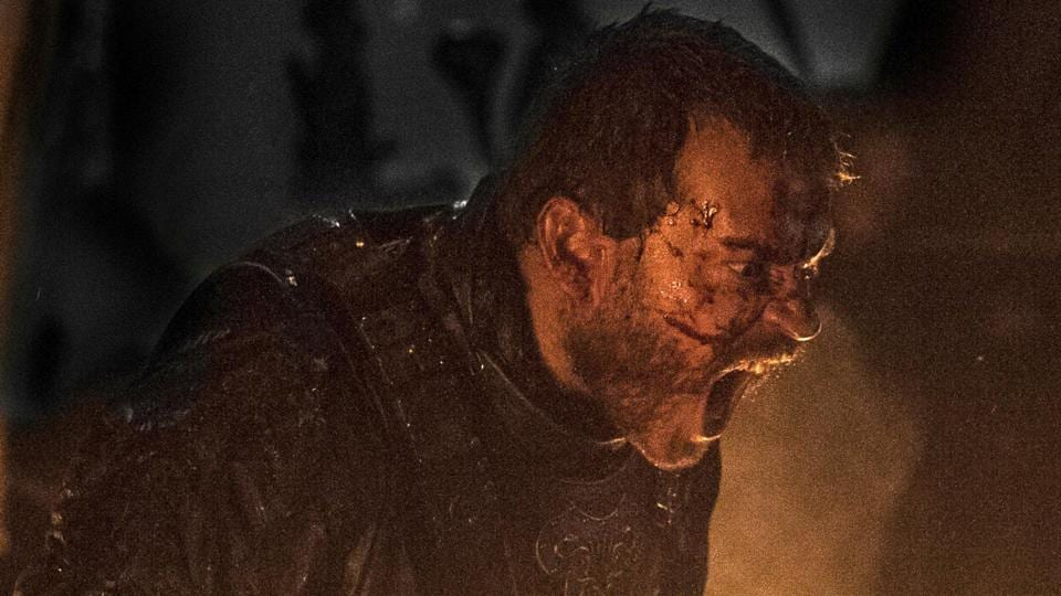 Euron Greyjoy in a still from Game of Thrones.