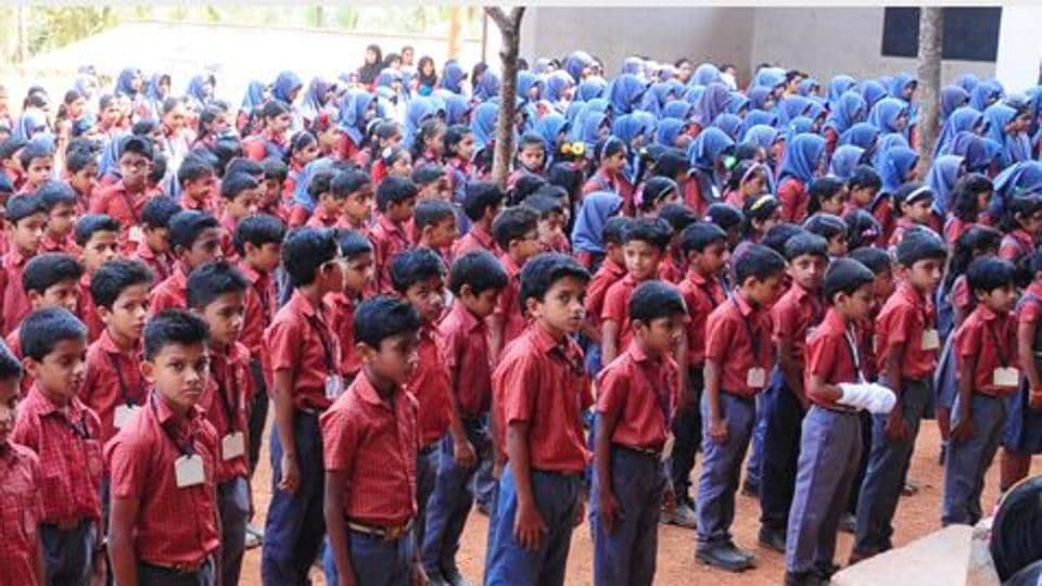 Kerala school has weird uniforms rule based on students' academic skills