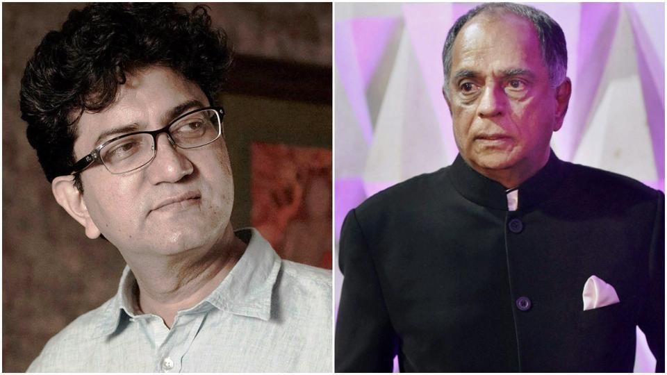 Lyricist-adman Prasoon Joshi has replaced Pahlaj Nihalani as the new chairman for Central Board of Film Certification.