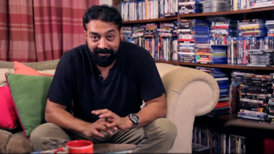 Anurag Kashyap talks about Atomic Blonde in his movie library.