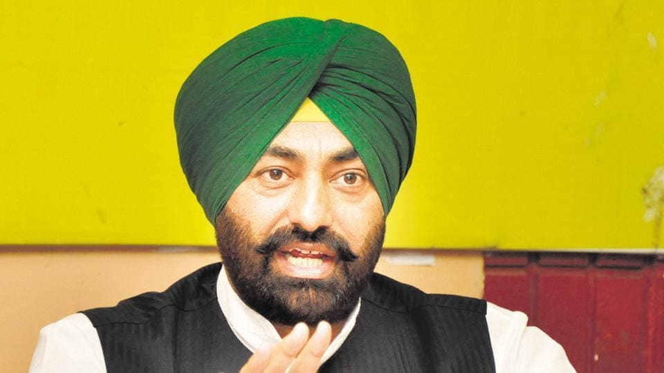 """Calling the inquiry """"pre-meditated,"""" the Aam Aadmi Party (AAP) MLA from Bholath accused the Capt Amarinder Singh-led Congress government of wasting public money to try and exonerate the minister."""