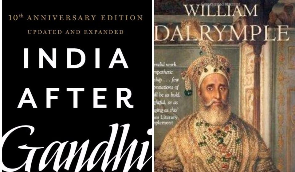 India After Gandhi and The Last Mughal both offer insight into India's history in different ways.