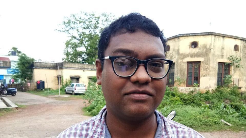 Hansda Showvendra Shekhar, the author of 'The Adivasi Will Not Dance'.