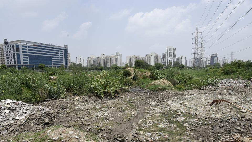 Badshahpur Nallah,NGT,waterbodies