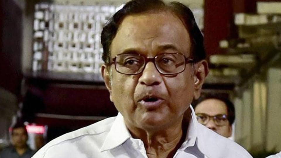 Chidambaram,Economic Survey,Economic slowdown