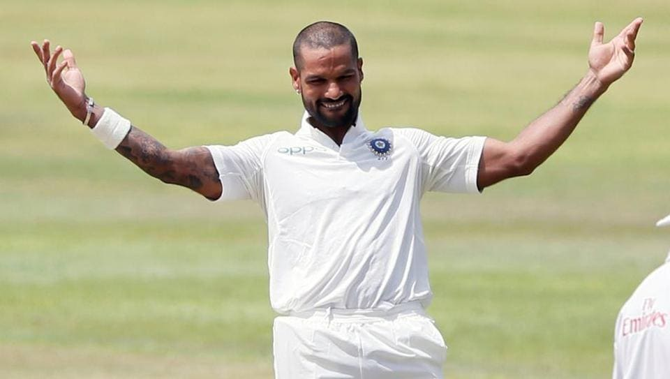 Shikhar Dhawan needed just 107 balls to score his century in the 3rd Test vs Sri Lanka at Pallekele.