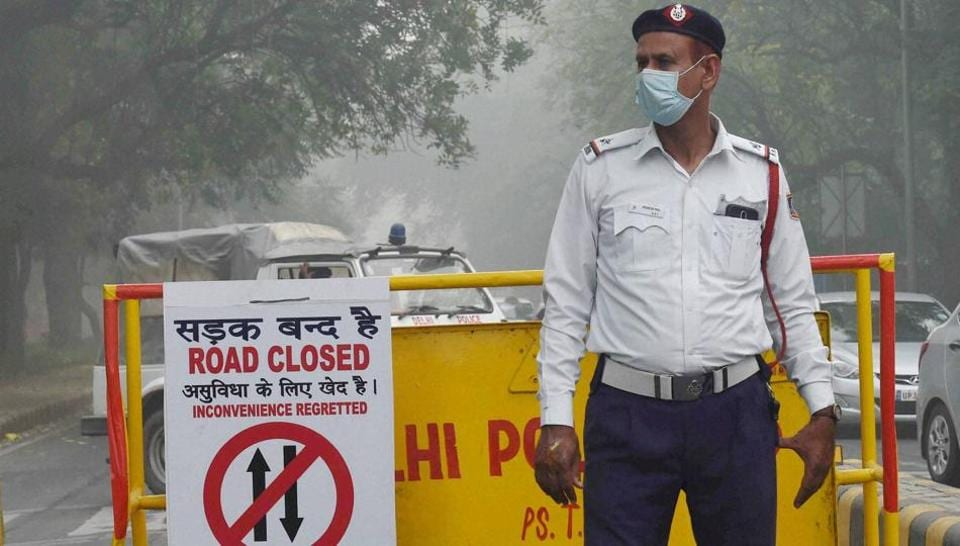 Delhi Traffic,Delhi,Independence Day