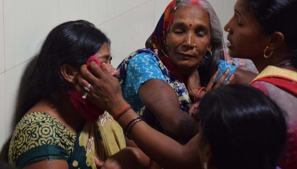 Image result for gorakhpur tragedy