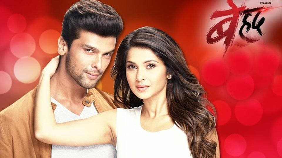Kushal Tandon and Jennifer Winget play lead roles in Beyhadh.