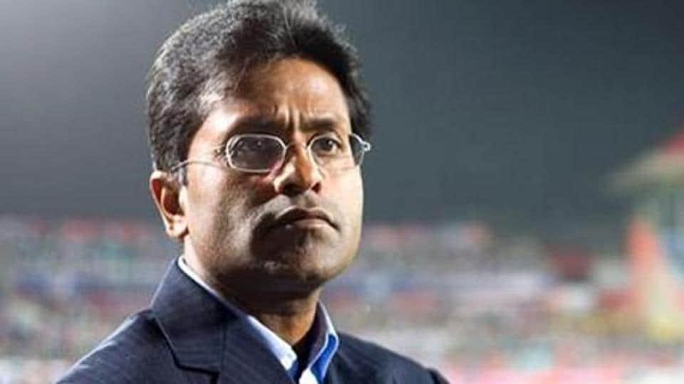 Lalit Modi,Modi,Rajasthan Cricket Association