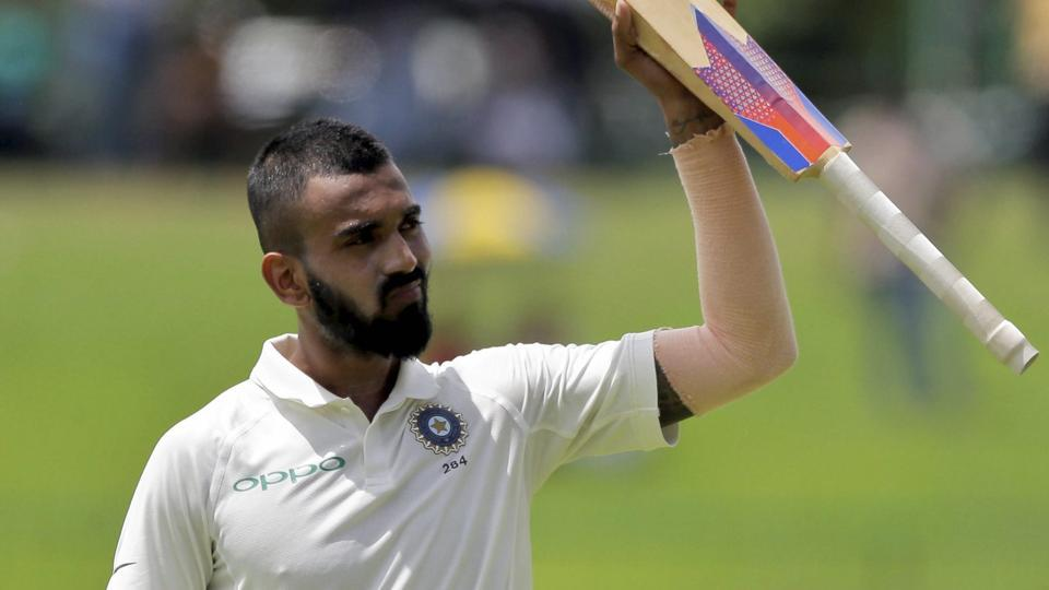 Kl Rahul Image In Hd: KL Rahul Equals World Record Of Most Consecutive Half