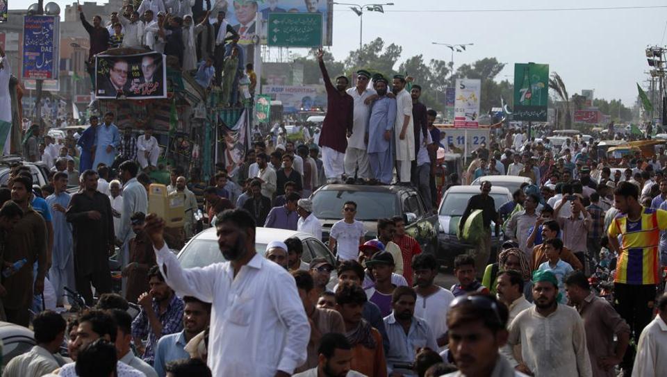 Nawaz Sharif,Nawaz Sharif Convoy,Lahore