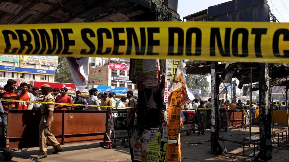 Ten accused of involvement in 2005 Hyderabad bombing were acquitted on Thursday.