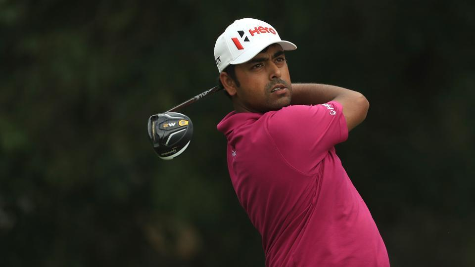 Anirban Lahiri recovered on the back nine after a disappointing performance on the front  nine on Day 2 of the PGA Championships.
