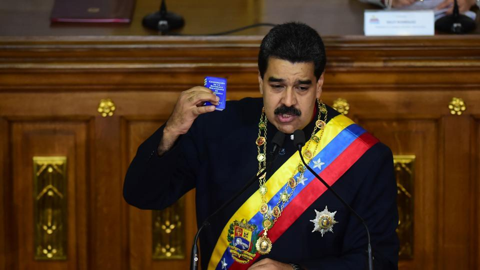 Venezuela,Nicolás Maduro,Donald Trump
