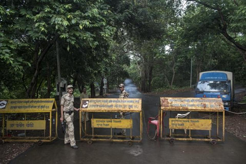 Two teams, consisting of a dozen guards, are now on patrol at Aarey Milk Colony, outside SGNP, trying to trap a leopard suspected to have attacked four people and killed one since March.