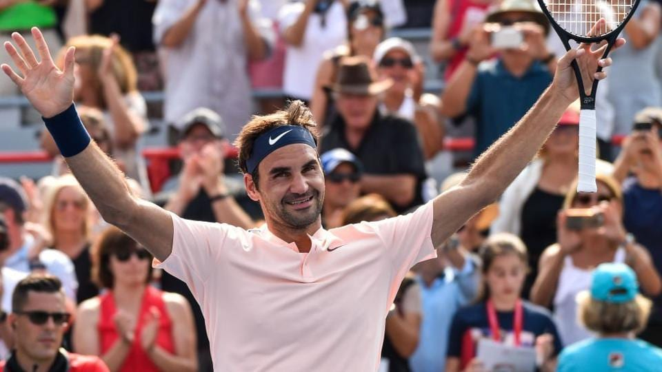 Roger Federer defeated Robin Haase 6-3, 7-6 (7/5) to advance to the  Montreal Masters final.
