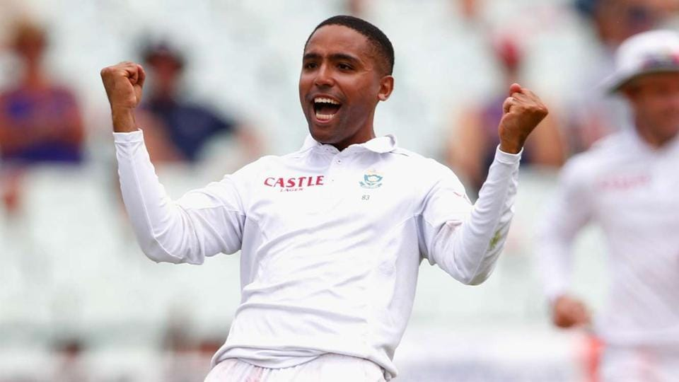 Dane Piedt starred for South Africa onDay 2 on the unofficial 'Test' against India A in Pretoria.