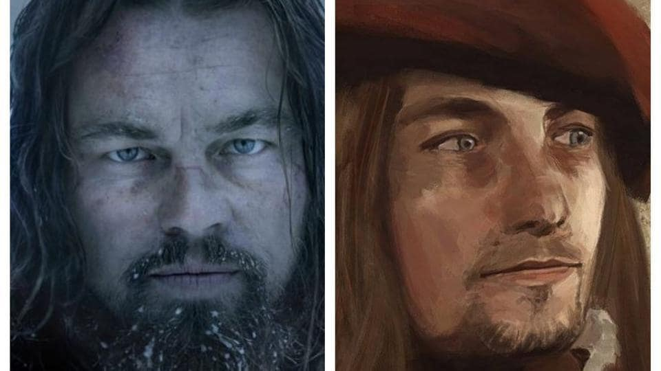 Leonardo DiCaprio apparently wanted to play the prominent artist because he was named after him when his pregnant mother was looking at a Leonardo da Vinci painting in a museum in Italy when he first kicked.