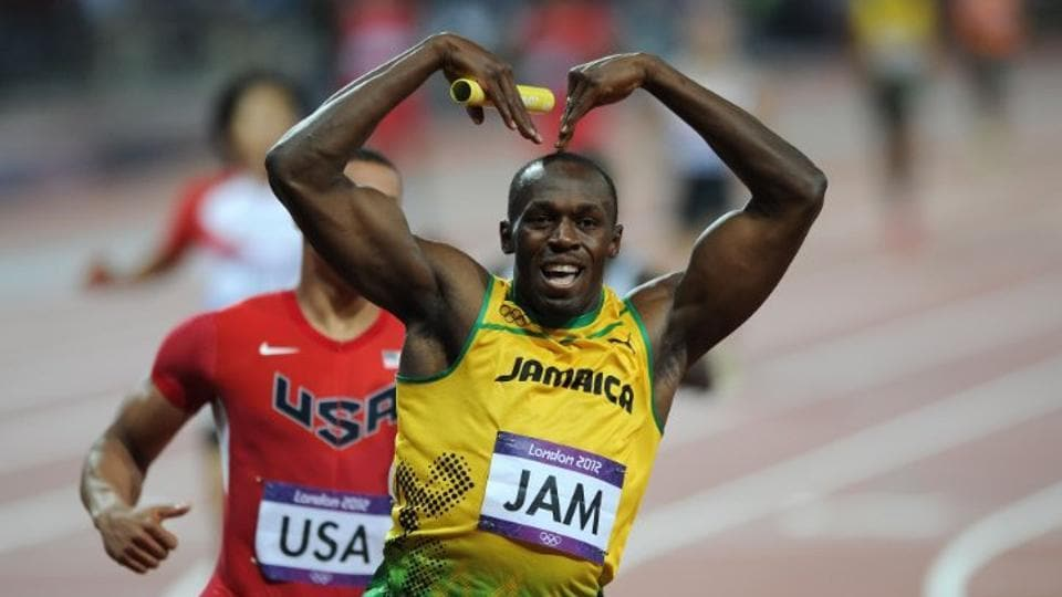 Usain Bolt finished his career as an eight-time Olympic gold medallist.